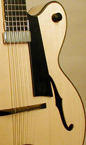 Archtop Close-up